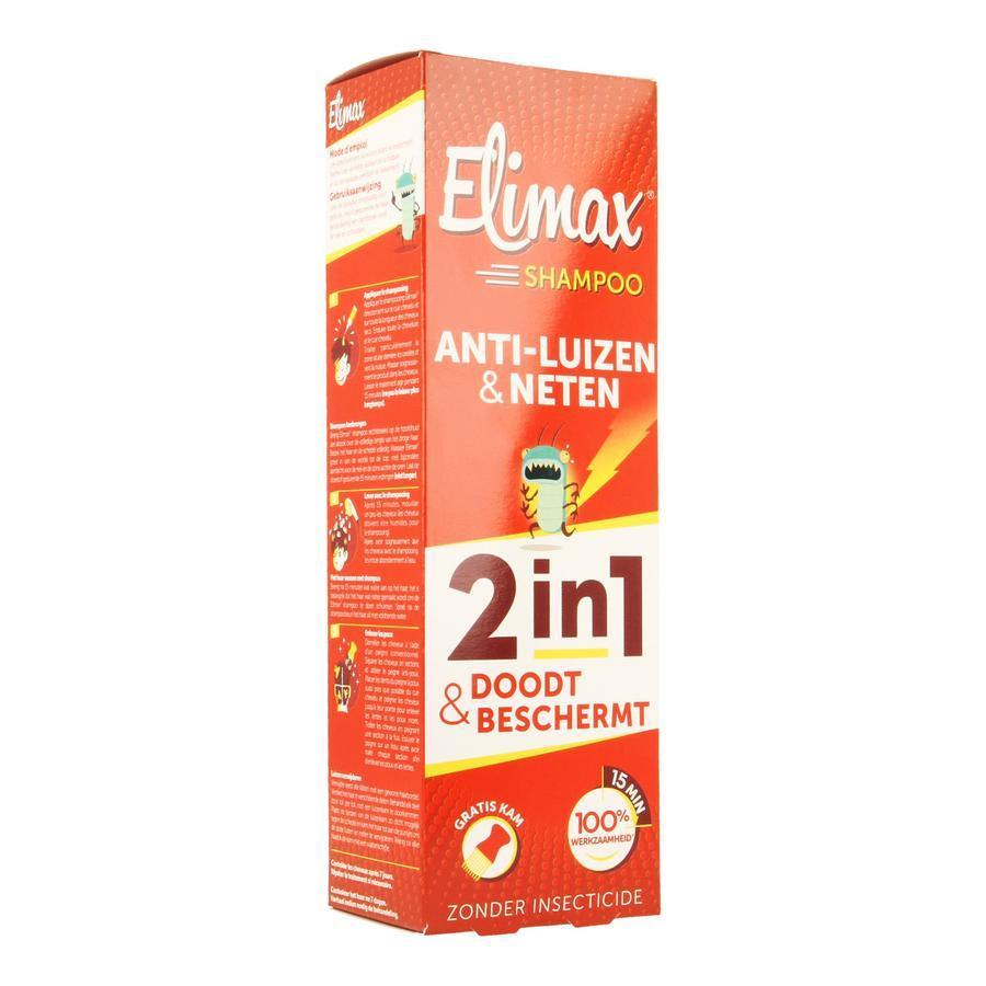 Image of Elimax anti-luizenshampoo