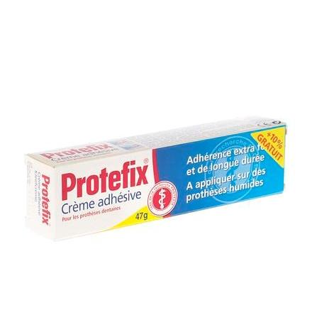 Image of Protefix crème adhésive extra-forte promo -1€