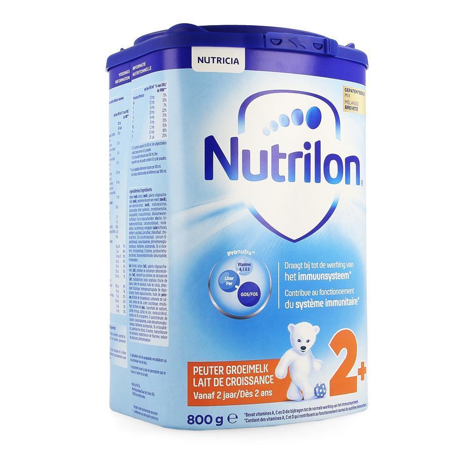 Image of Nutrilon lait croissance 2+