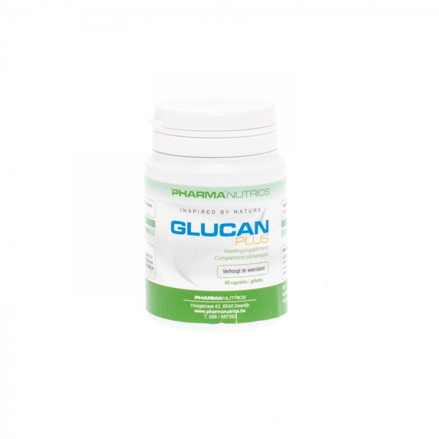Image of Glucan Plus Pharmanutrics