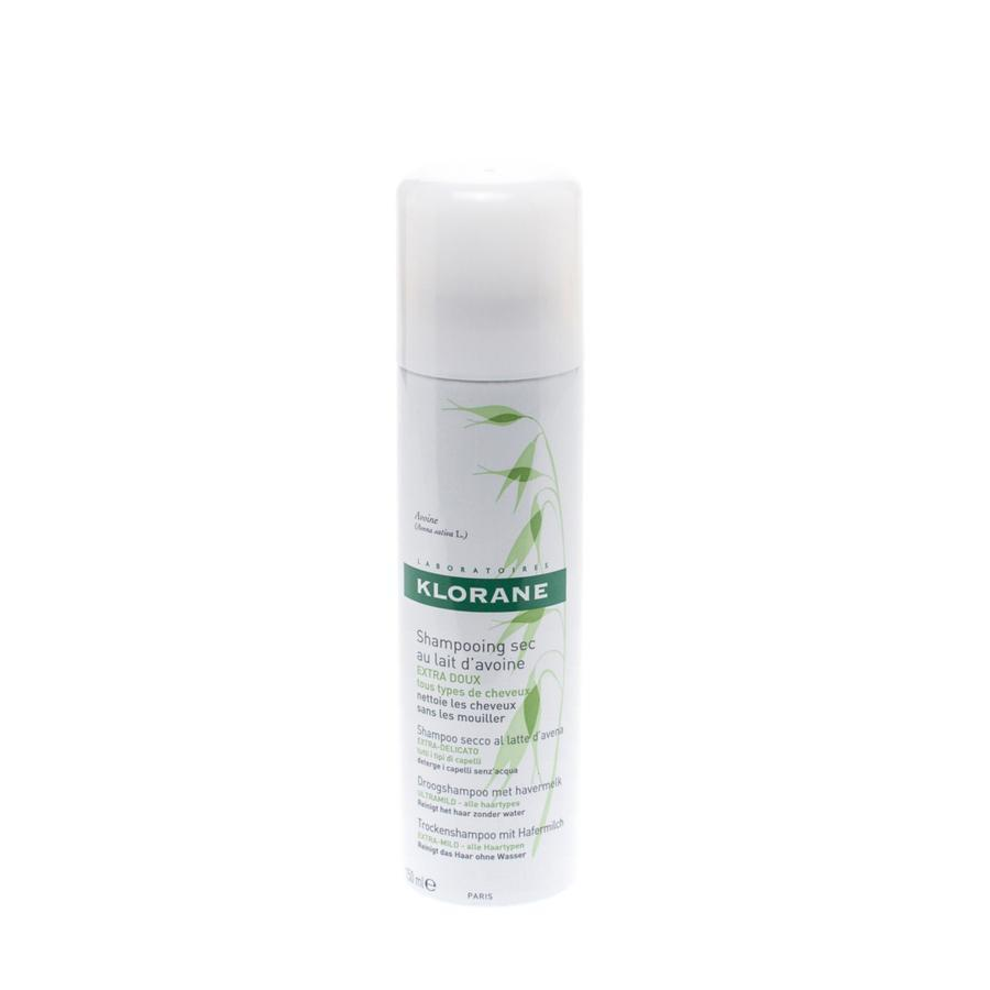 Klorane Ultramilde Droogshampoo Met Havermelk Spray 150ml