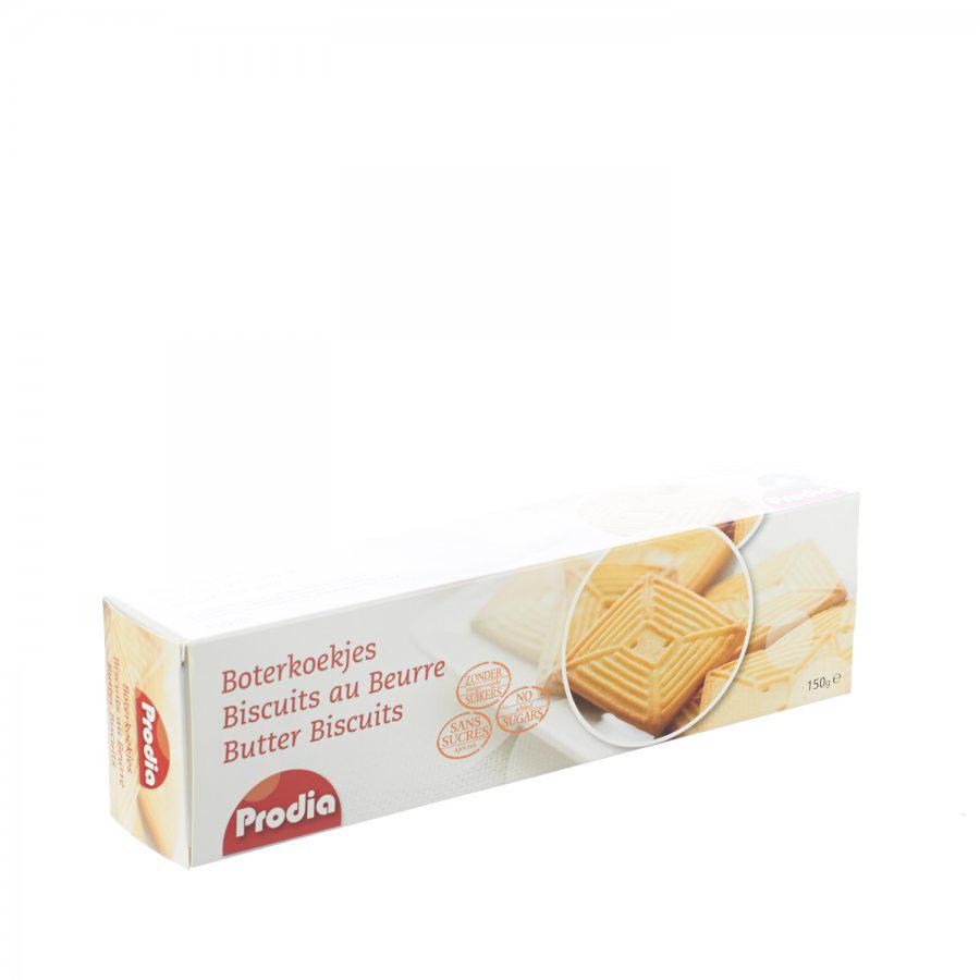 Image of Prodia biscuits au beurre