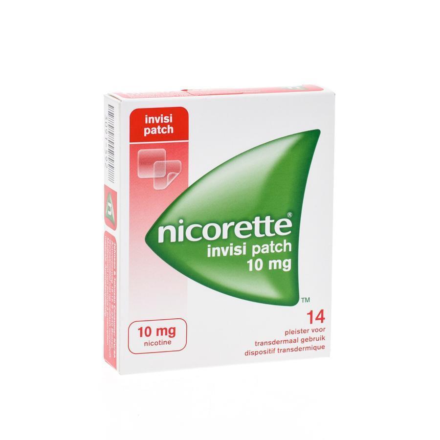 Nicorette Invisi patch 10mg