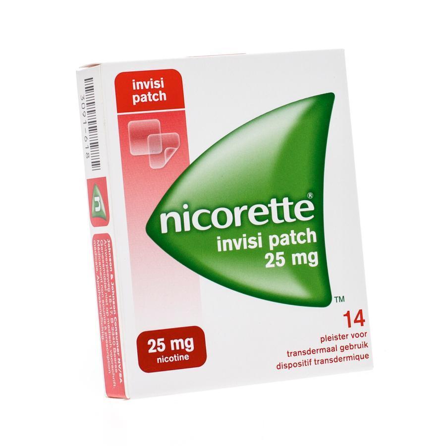 Nicorette Invisi patch 25mg
