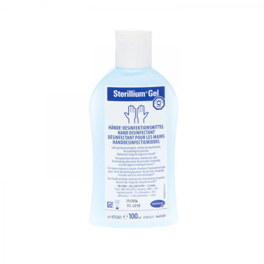 Image of Sterillium gel voor ontsmetting handen