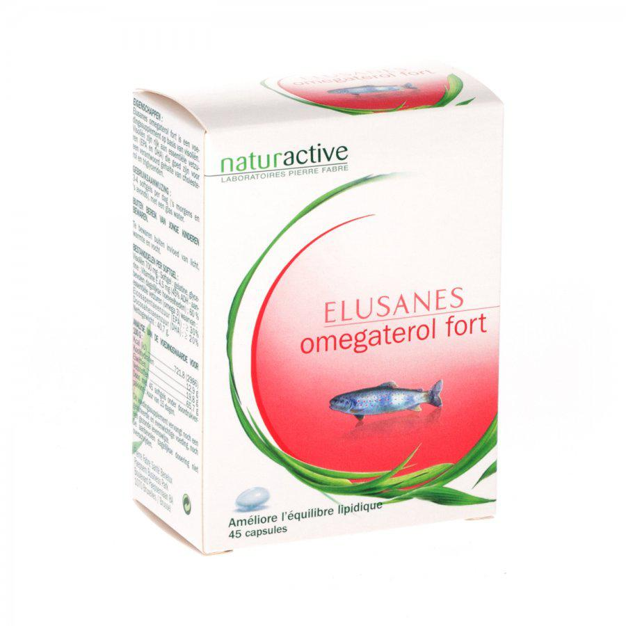 Image of Elusanes omegaterol forte