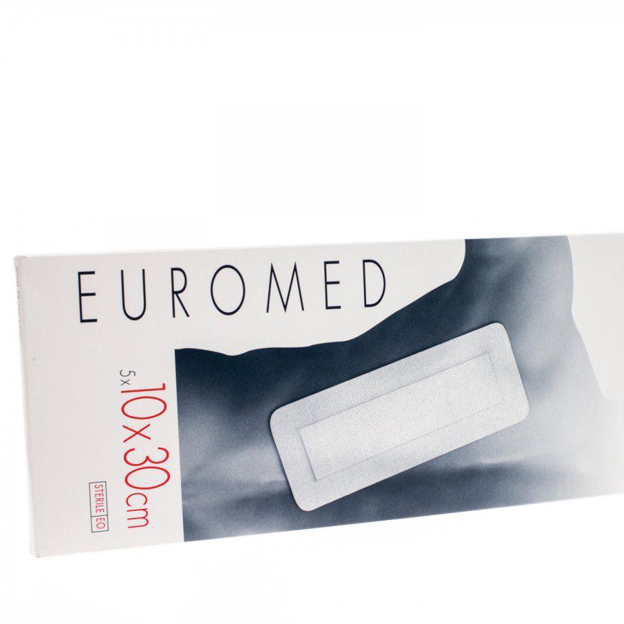 Image of Euromed pleister 10cmx30cm