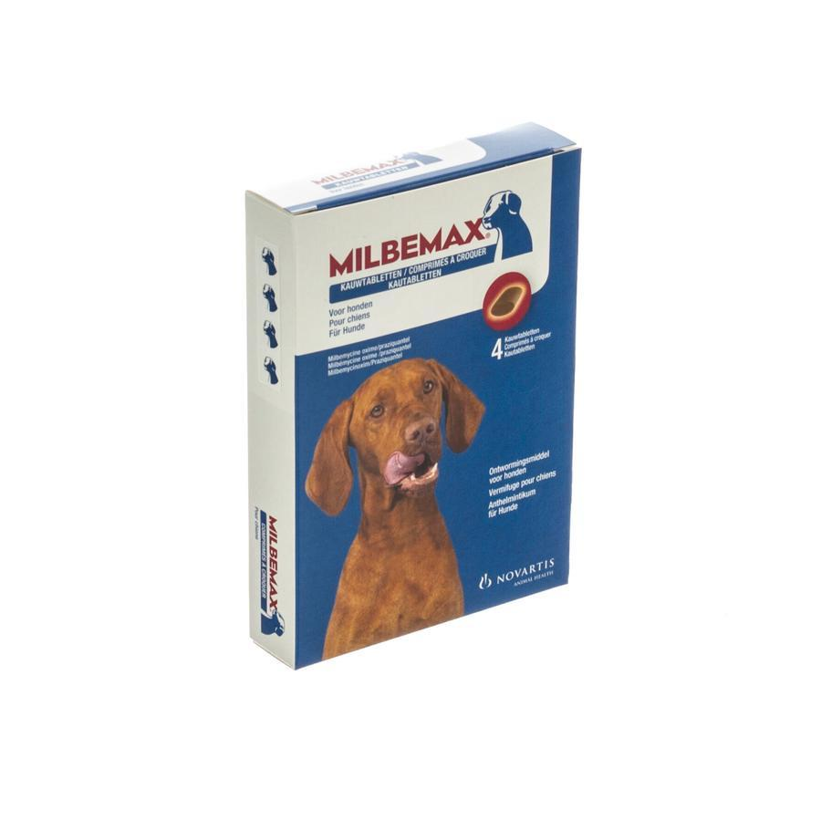 Milbemax Hond Chewy
