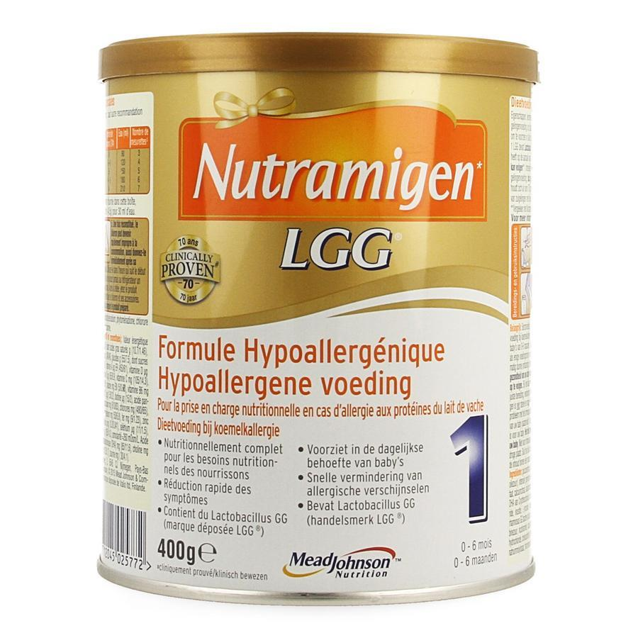 Image of Nutramigen 1 LGG lipil 0-4 mois