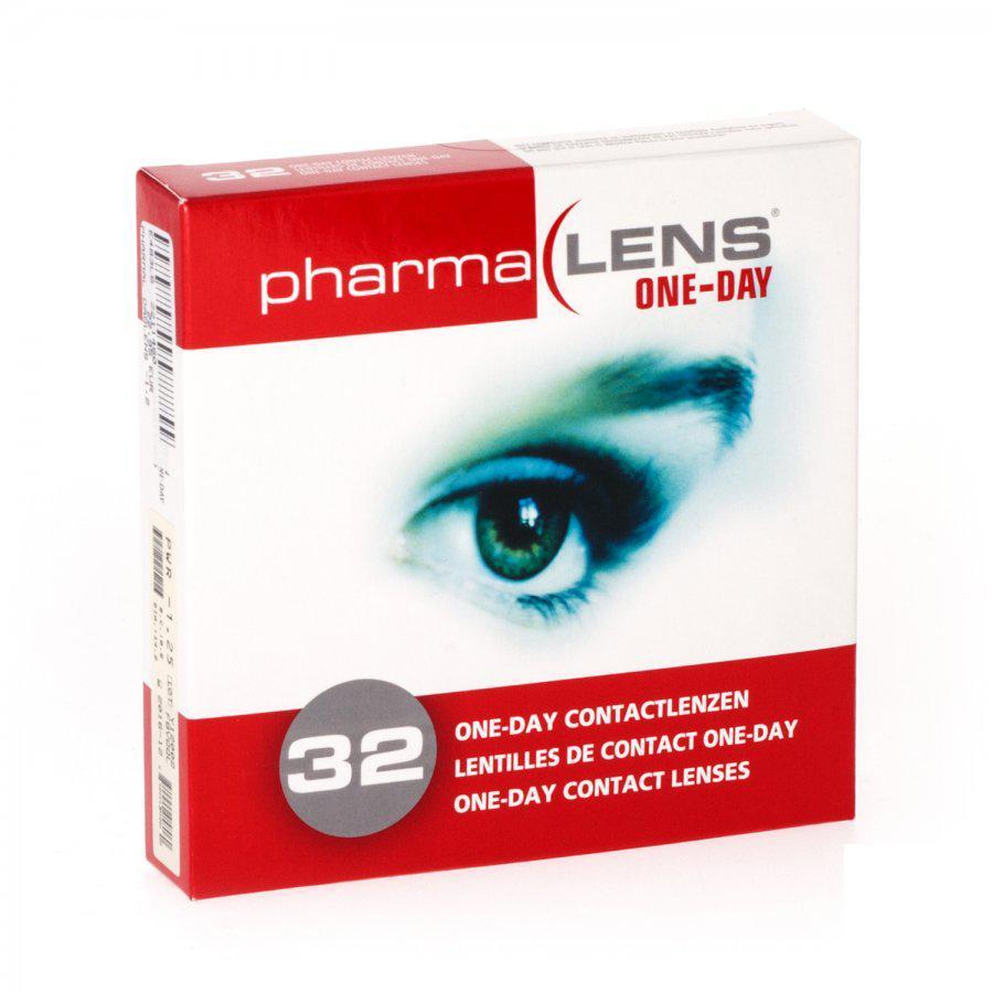 Pharmalens daglenzen -1,25