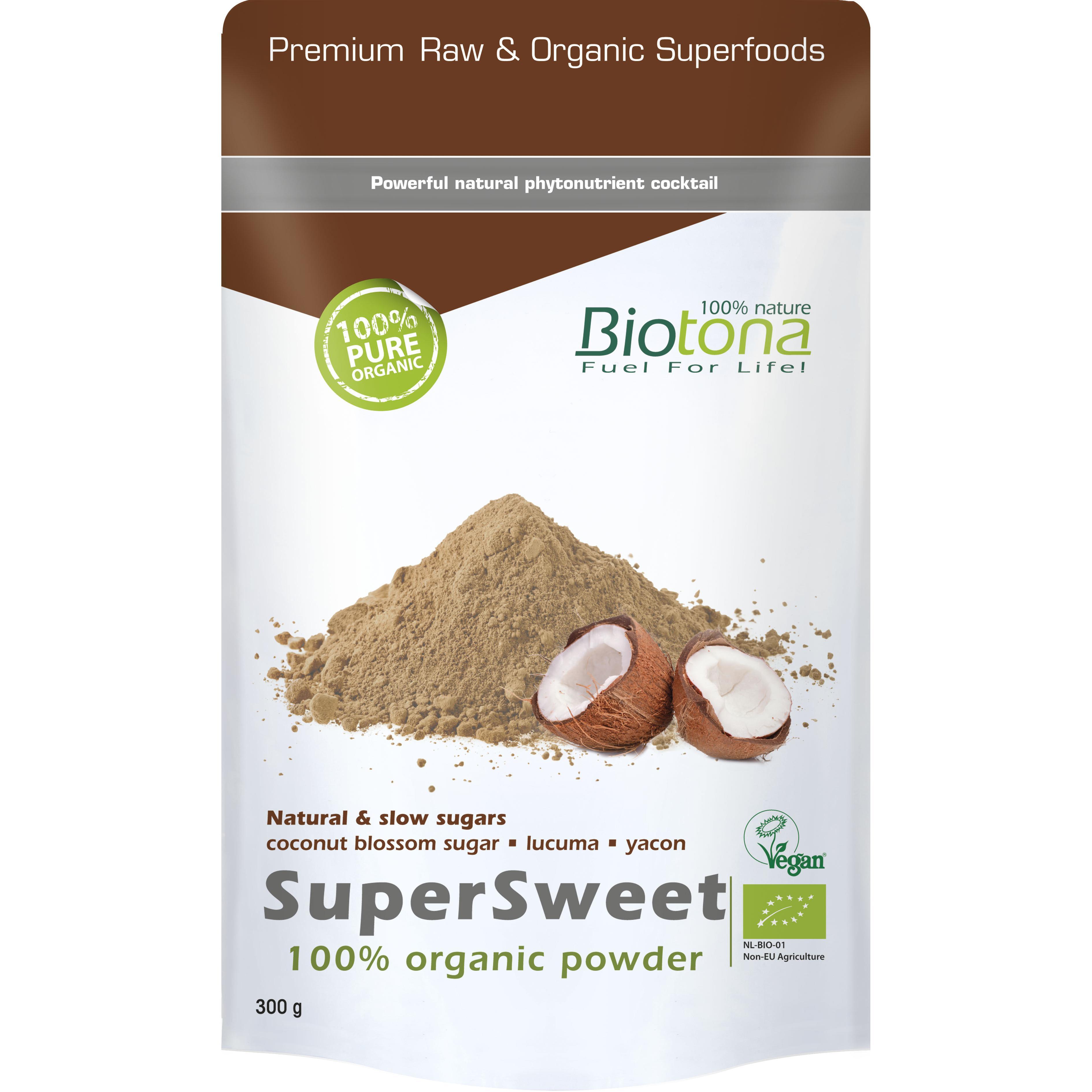 Biotona Supersweet organic