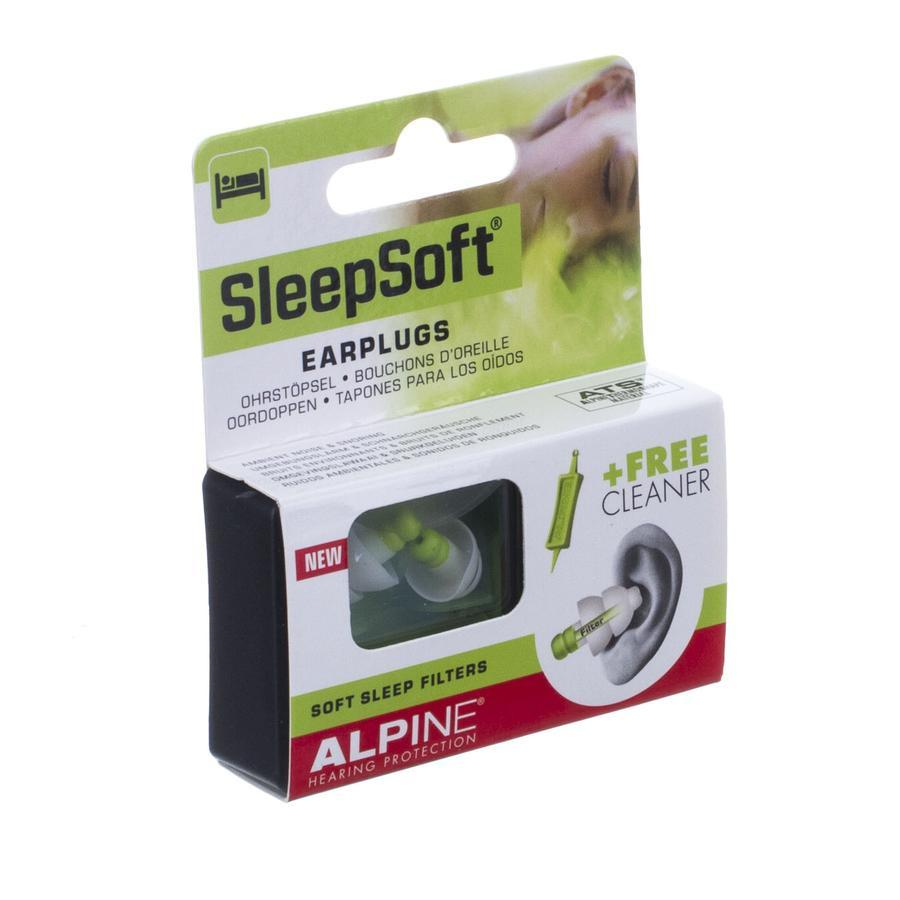 Image of Alpine SleepSoft oordoppen