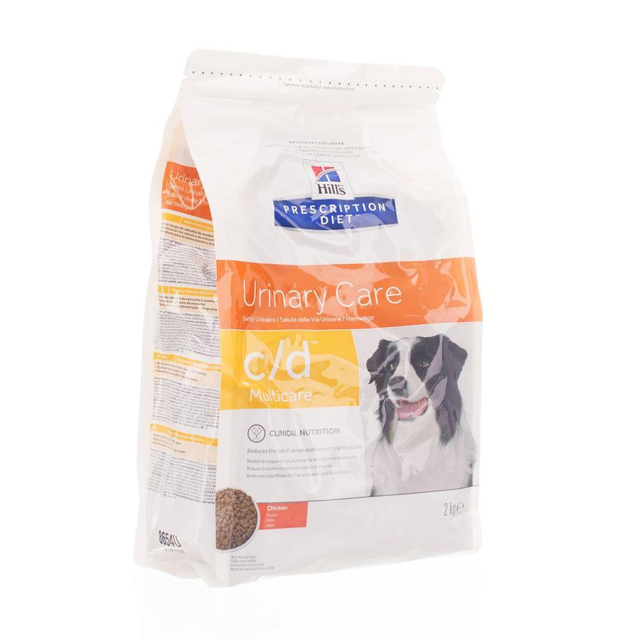 Image of Hills prescription c/d canine