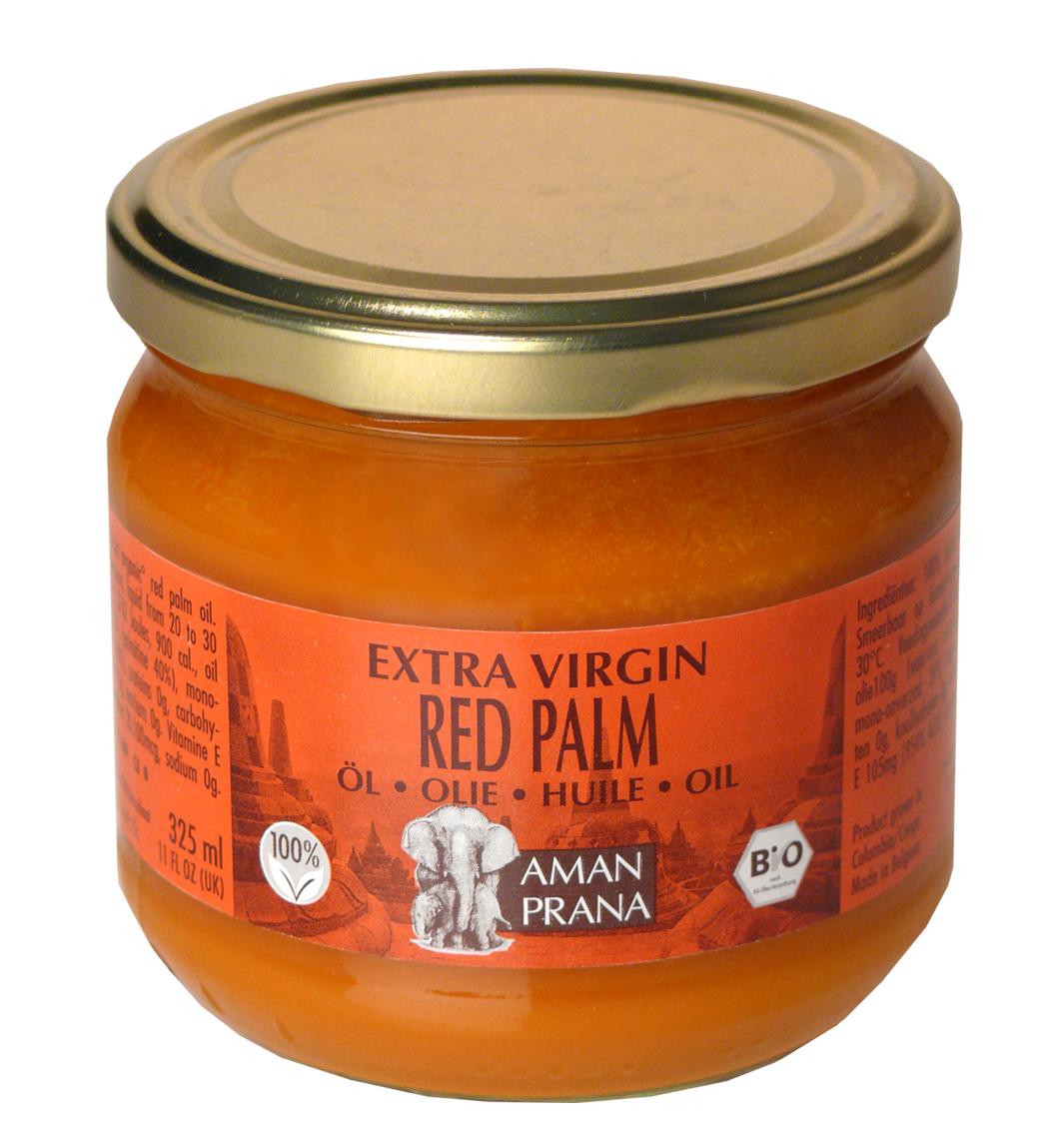 Amanprana Rode palmolie