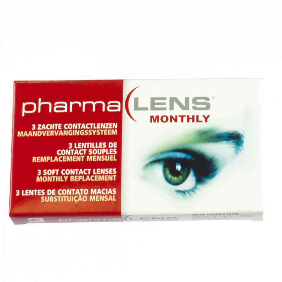 Image of Pharmalens lentilles mensuelles -3,00