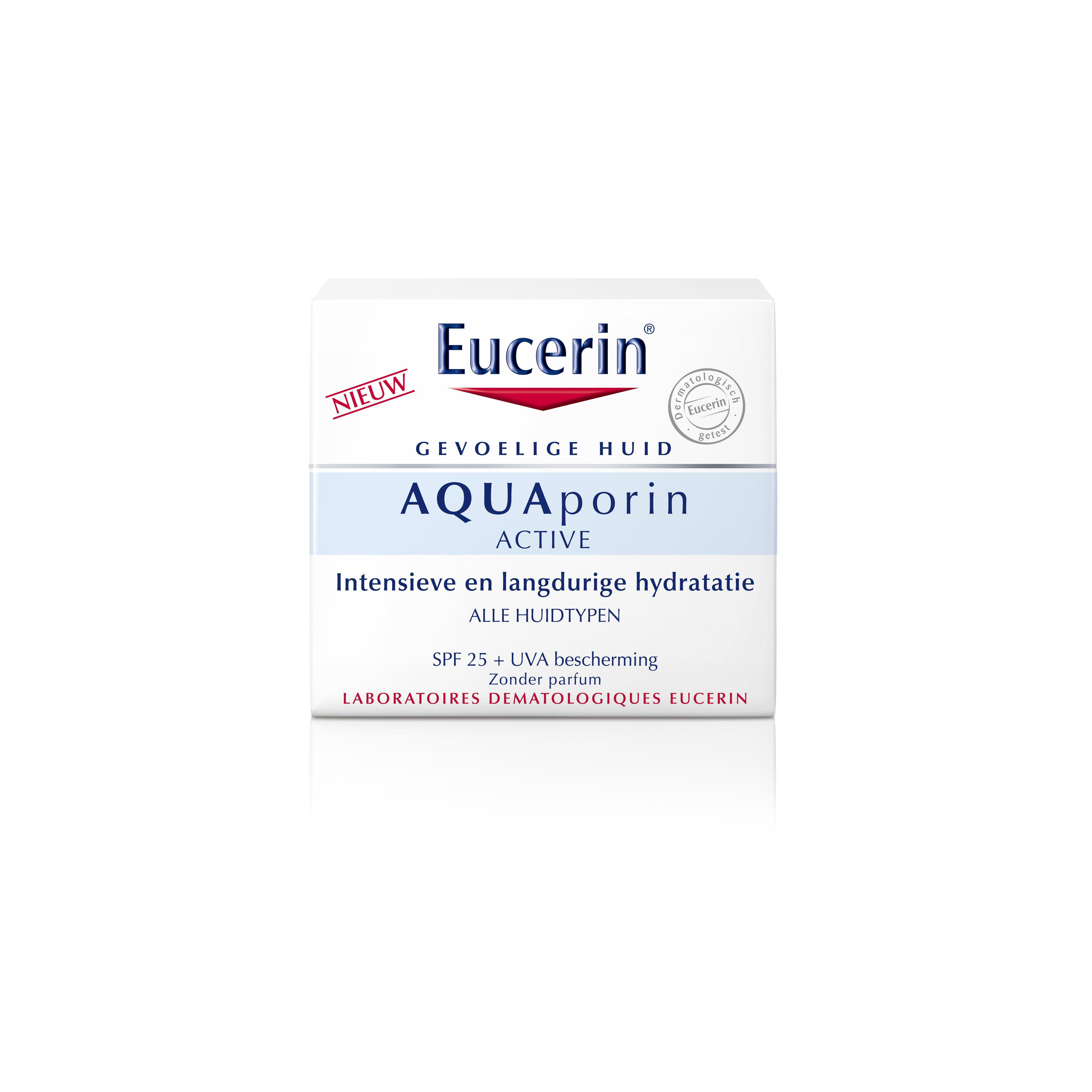 Image of Eucerin Aquaporin active hydraterende crème SPF25