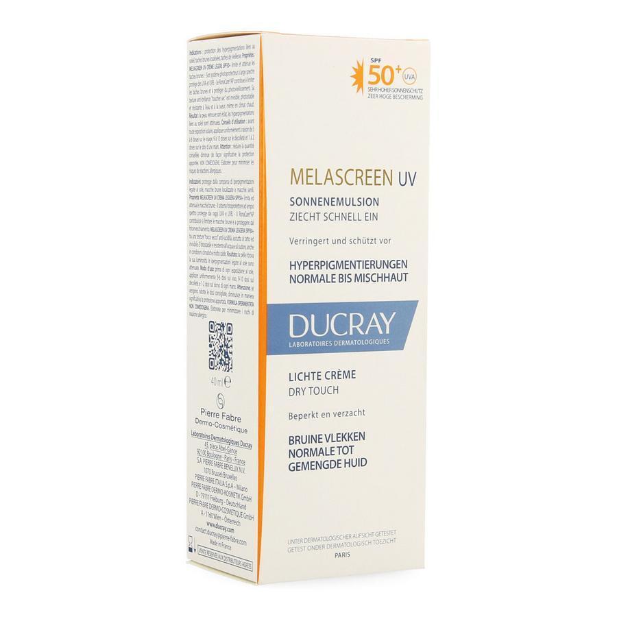 Image of Ducray Melascreen UV SPF50 licht