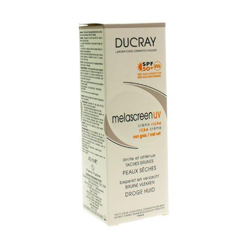Image of Ducray Melascreen UV SPF50 rijk