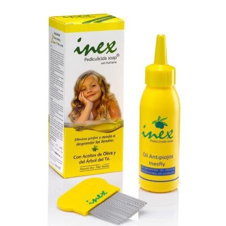 Image of Inex Anti-Luizen Shampoo