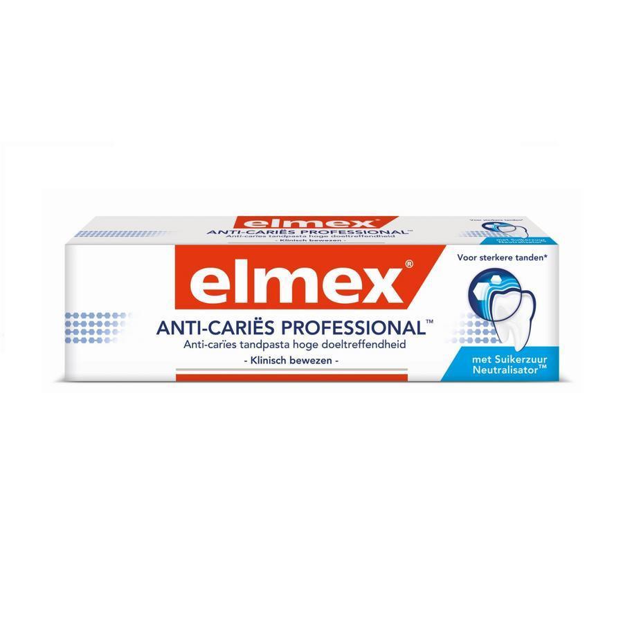 Image of Elmex Anti-cariës professional tandpasta