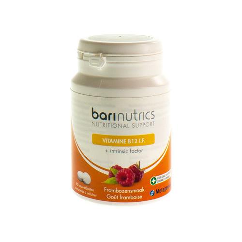 Image of BariNutrics Vitamine B12 framboise