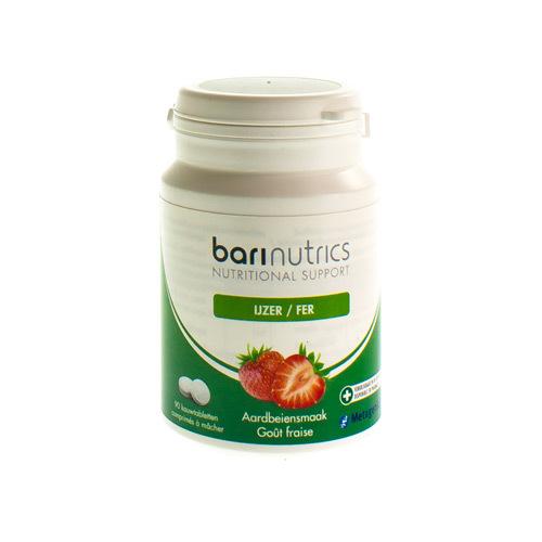 Image of BariNutrics Fer fraises