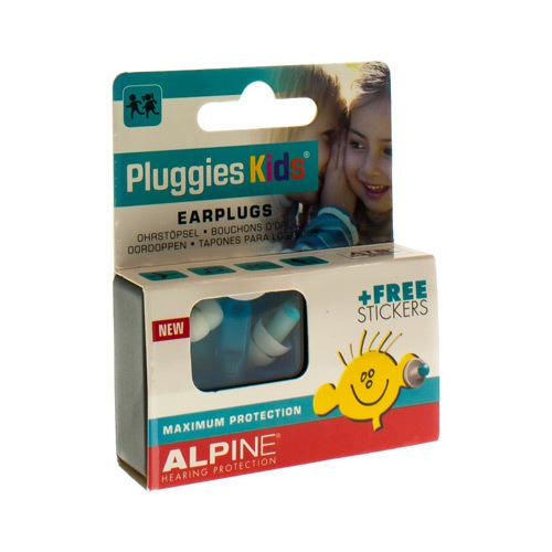 Image of Alpine Pluggies Kids oordoppen