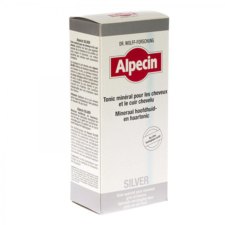 Image of Alpecin silver lotion