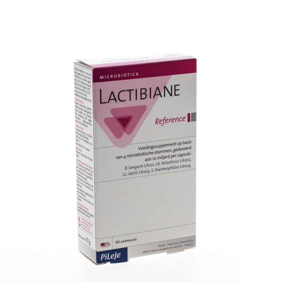 Pileje Lactibiane reference 30cap