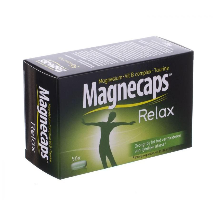 Image of Magnecaps relax