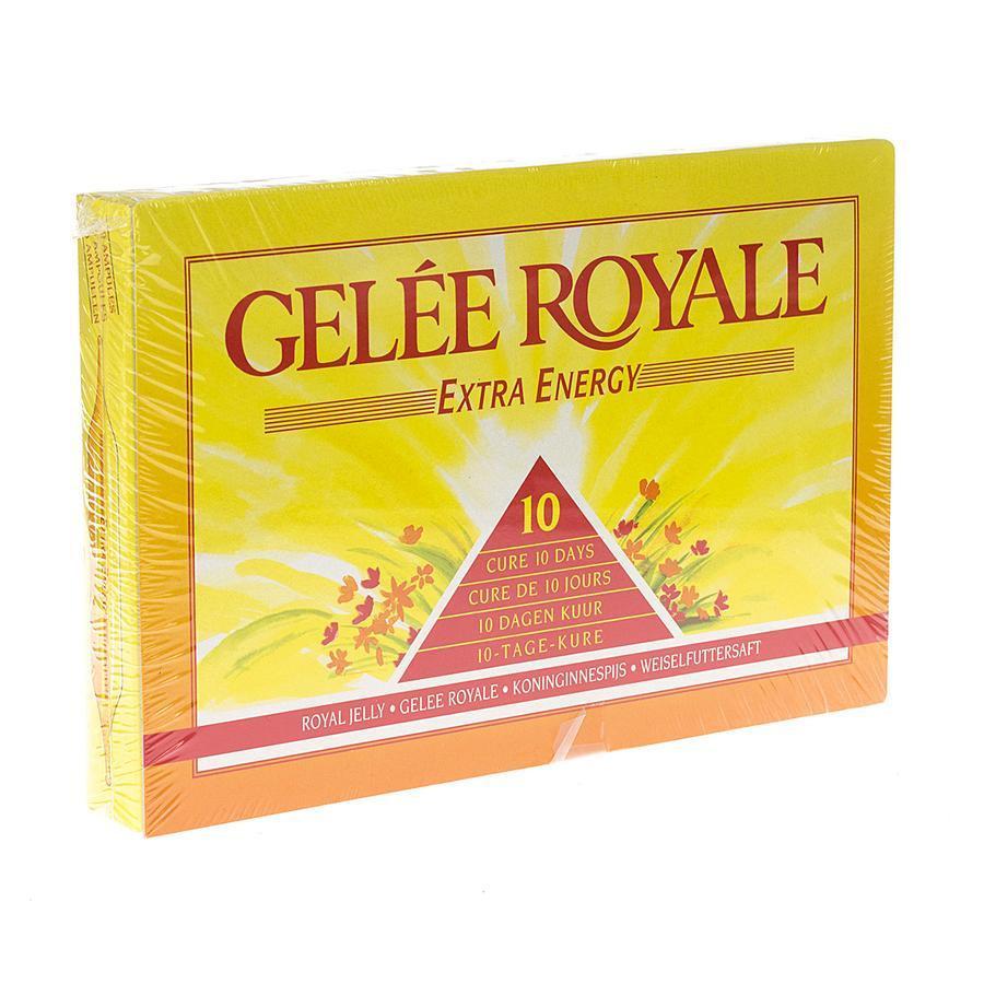 Image of Melapi gelée royale extra energy
