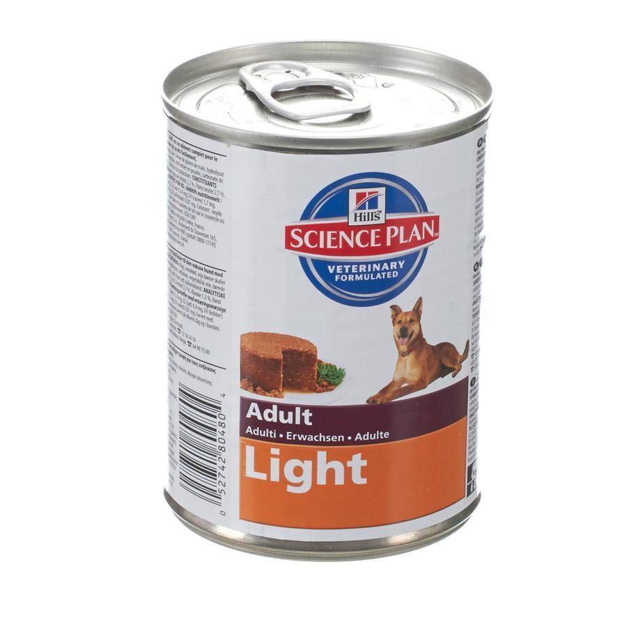 Hills Science hond adult light