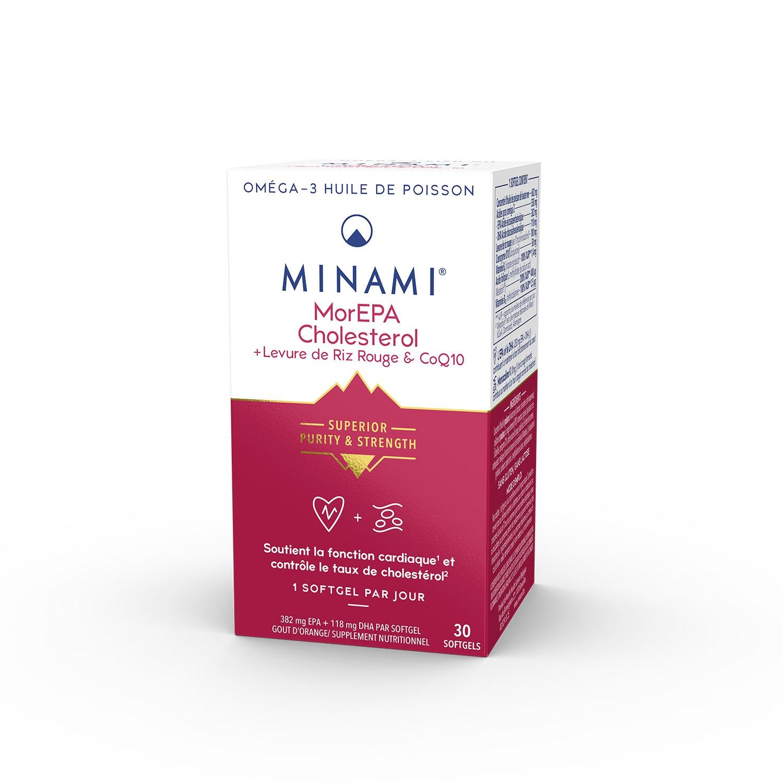 Image of Minami MorEPA Cholesterol