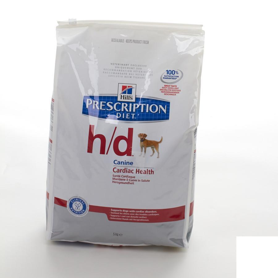 Hills Prescription H-D hond
