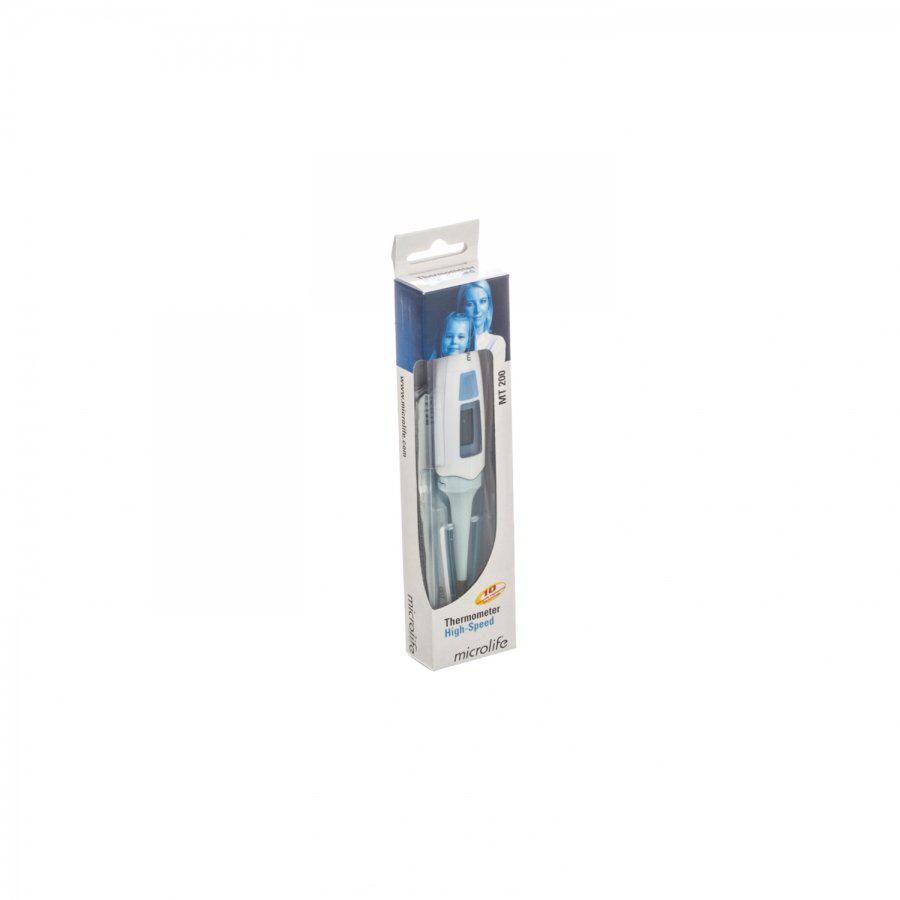 Microlife Thermometer 10sec flex