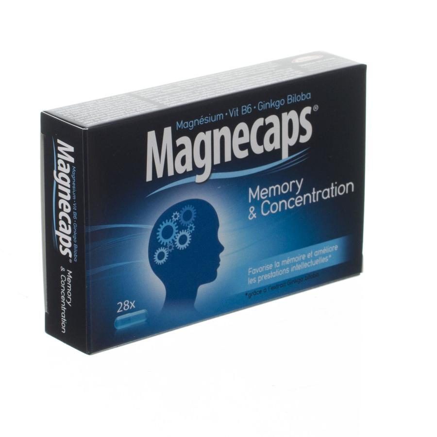 Image of Magnecaps memory & concentration