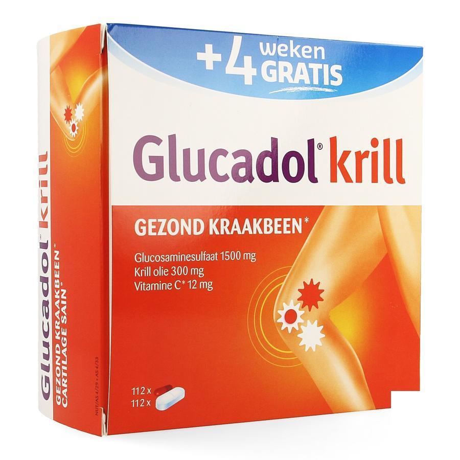 Image of Glucadol Krill promopack