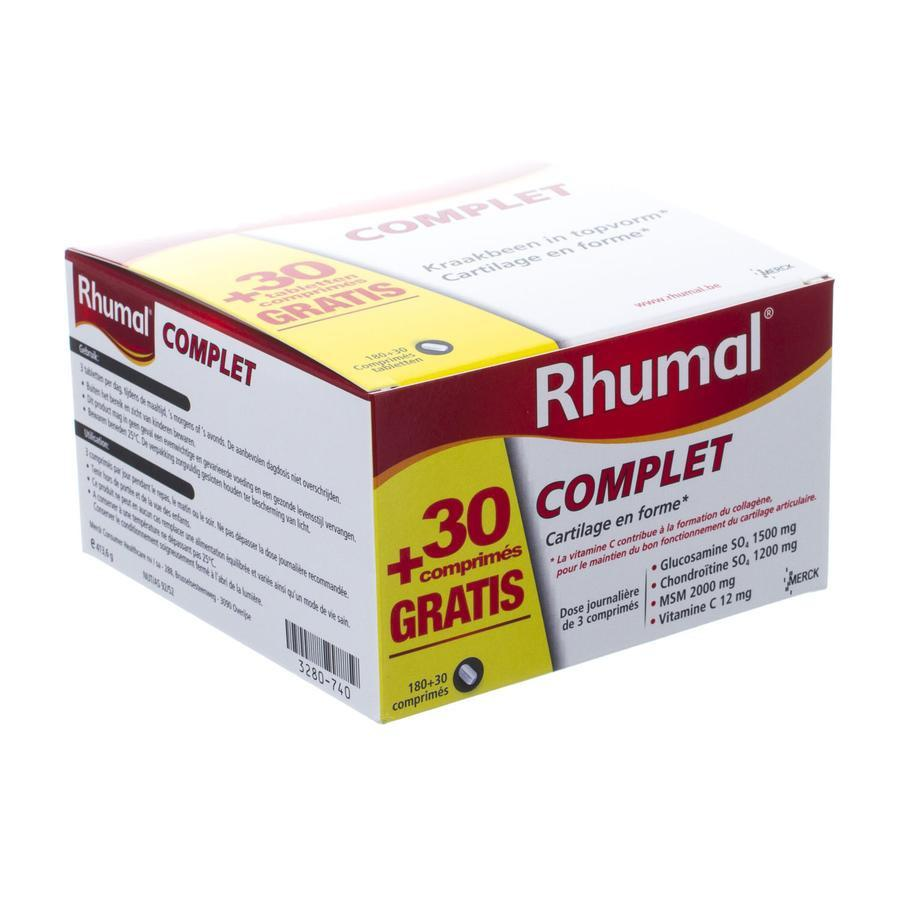 Image of Rhumal complet promopack