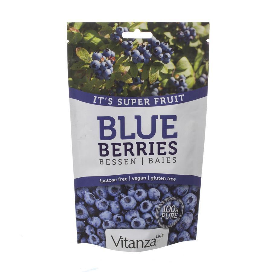 Vitanza HQ Superfood Blauwe Bosbessen