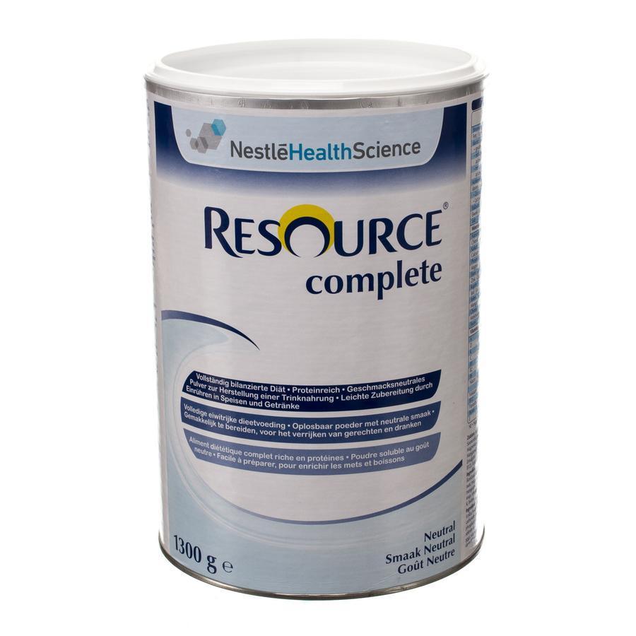 Nestlé Resource Complete neutraal