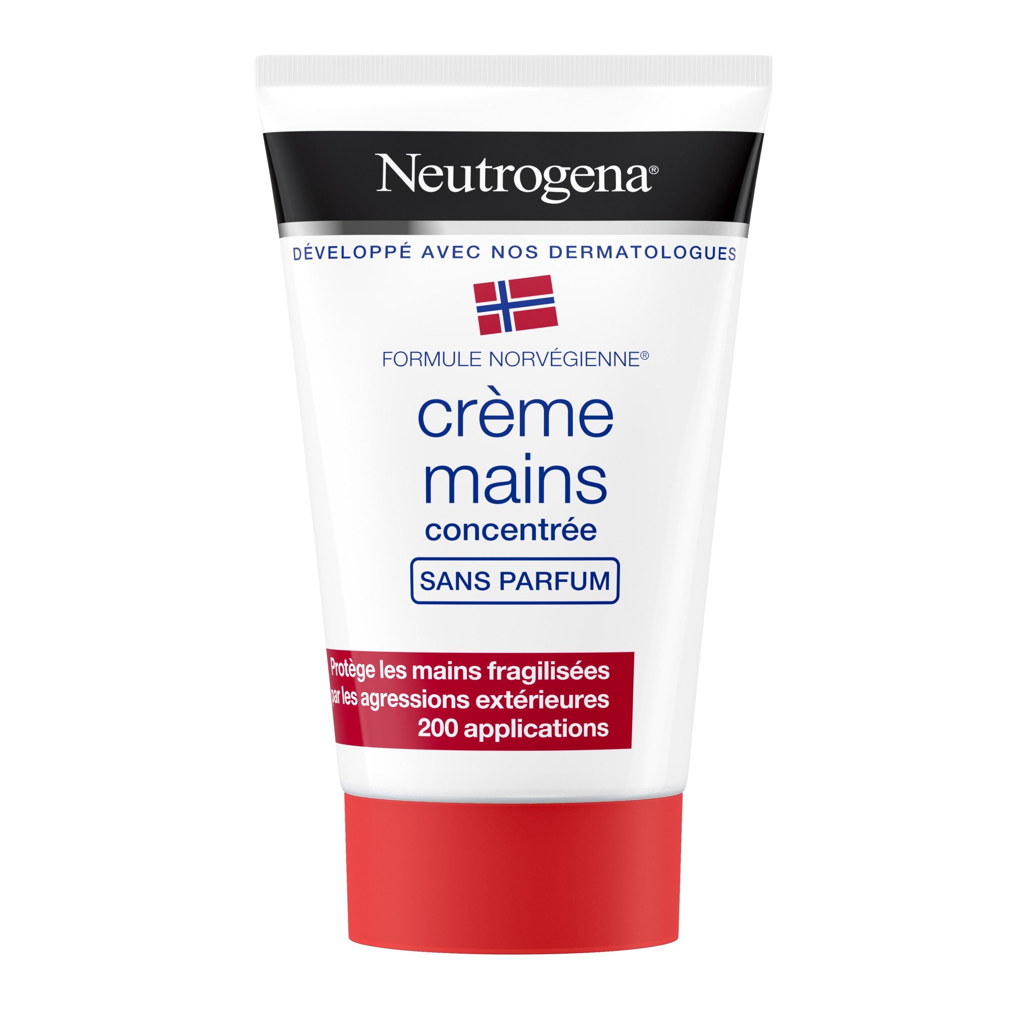 Image of Neutrogena crème apaisante sans parfum