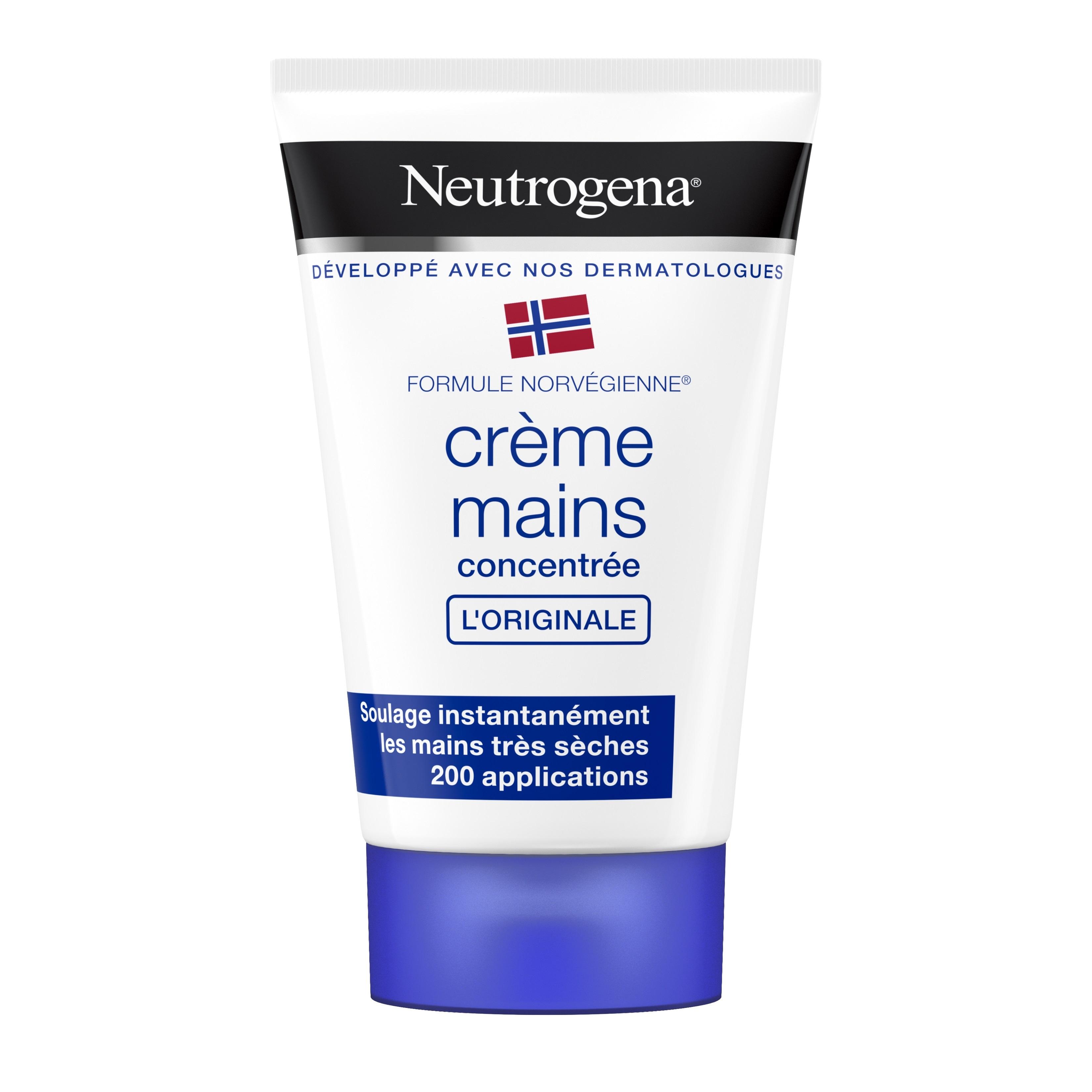 Image of Neutrogena crème mains parfumée