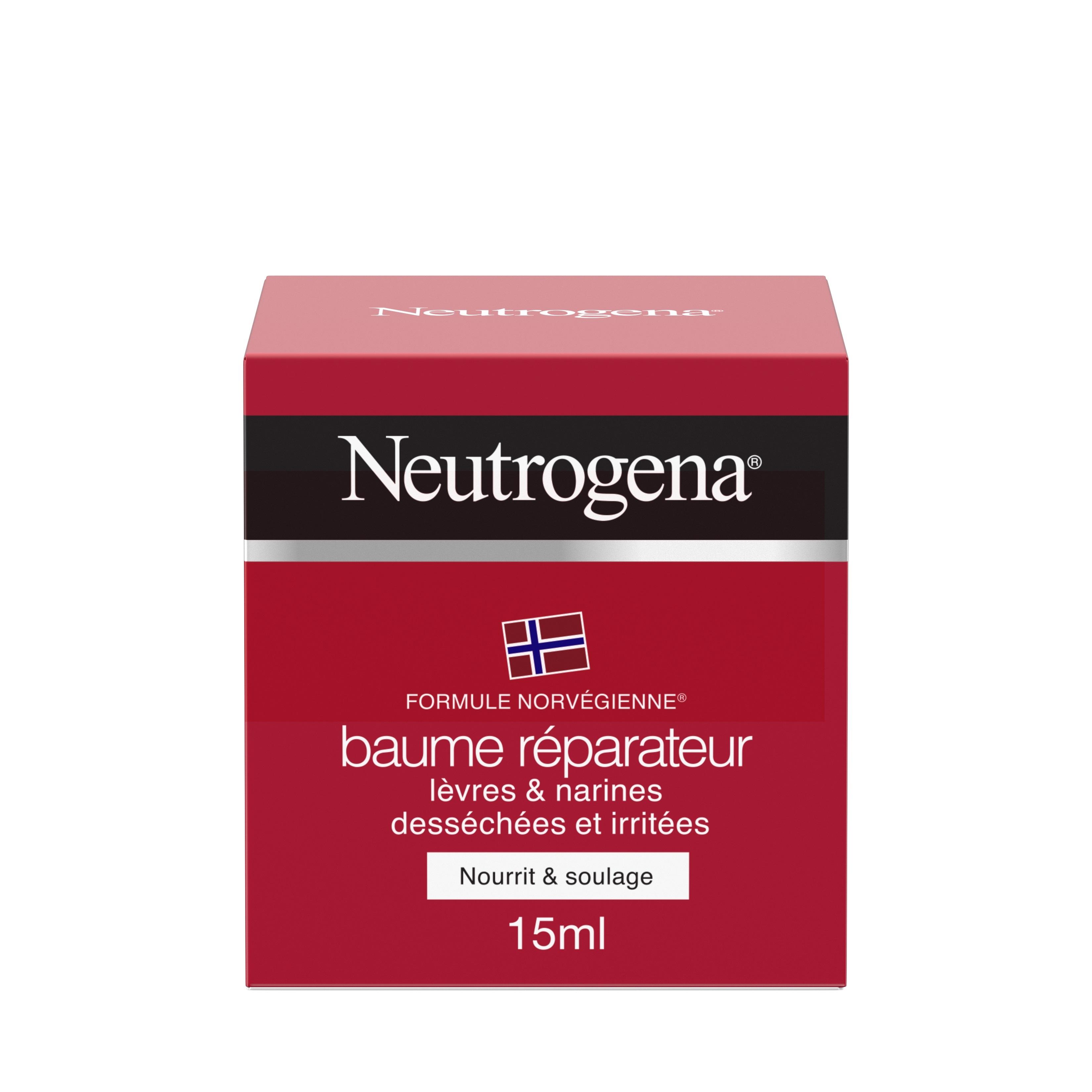 Image of Neutrogena baume lèvres réparation immédiate