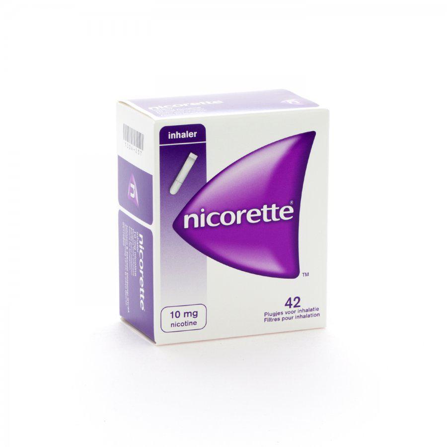Nicorette Inhaler 10mg