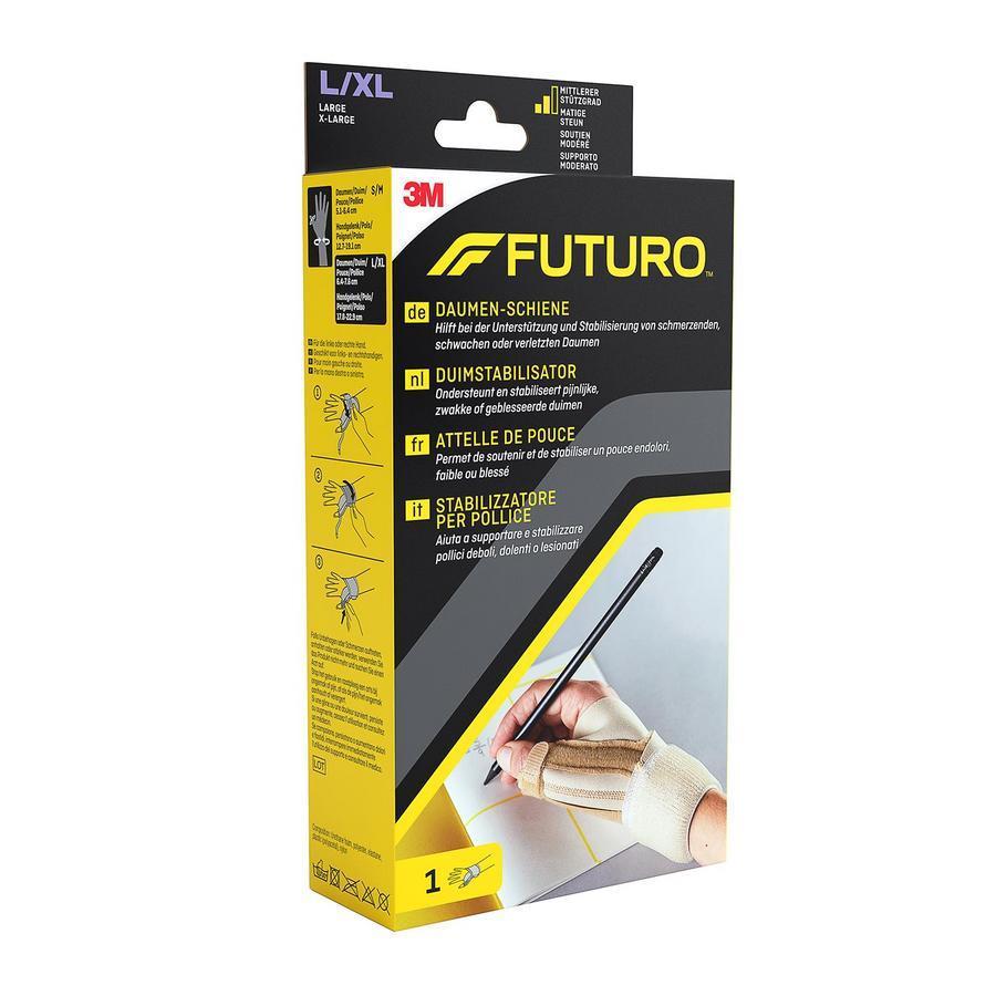 Image of Futuro attelle de pouce S/M