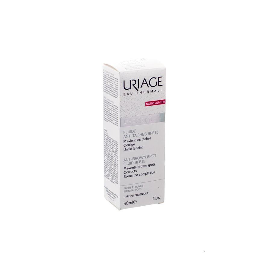 Image of Uriage Dépiderm Fluide SPF15