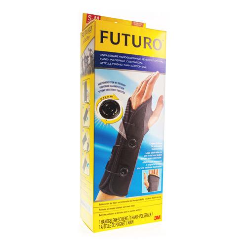 Image of Futuro attelle poignet/main ajustable gauche TS-M