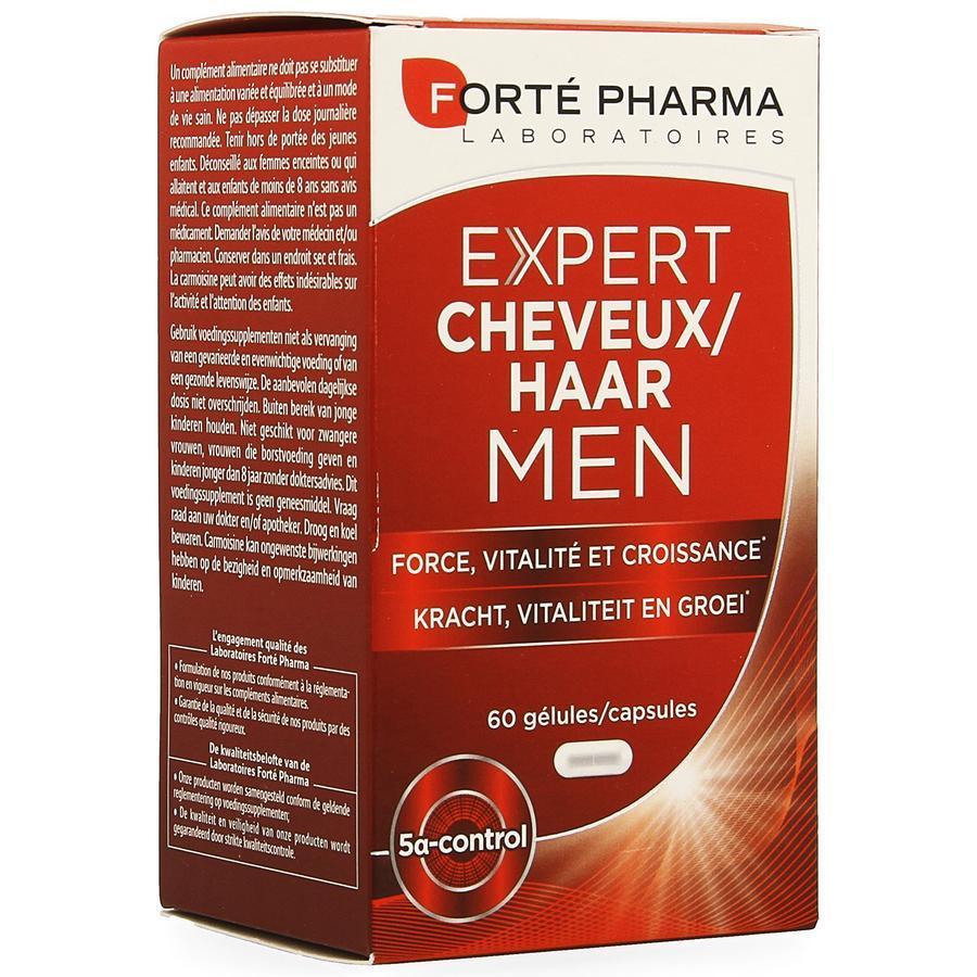 Image of Expert cheveux Men Forté Pharma