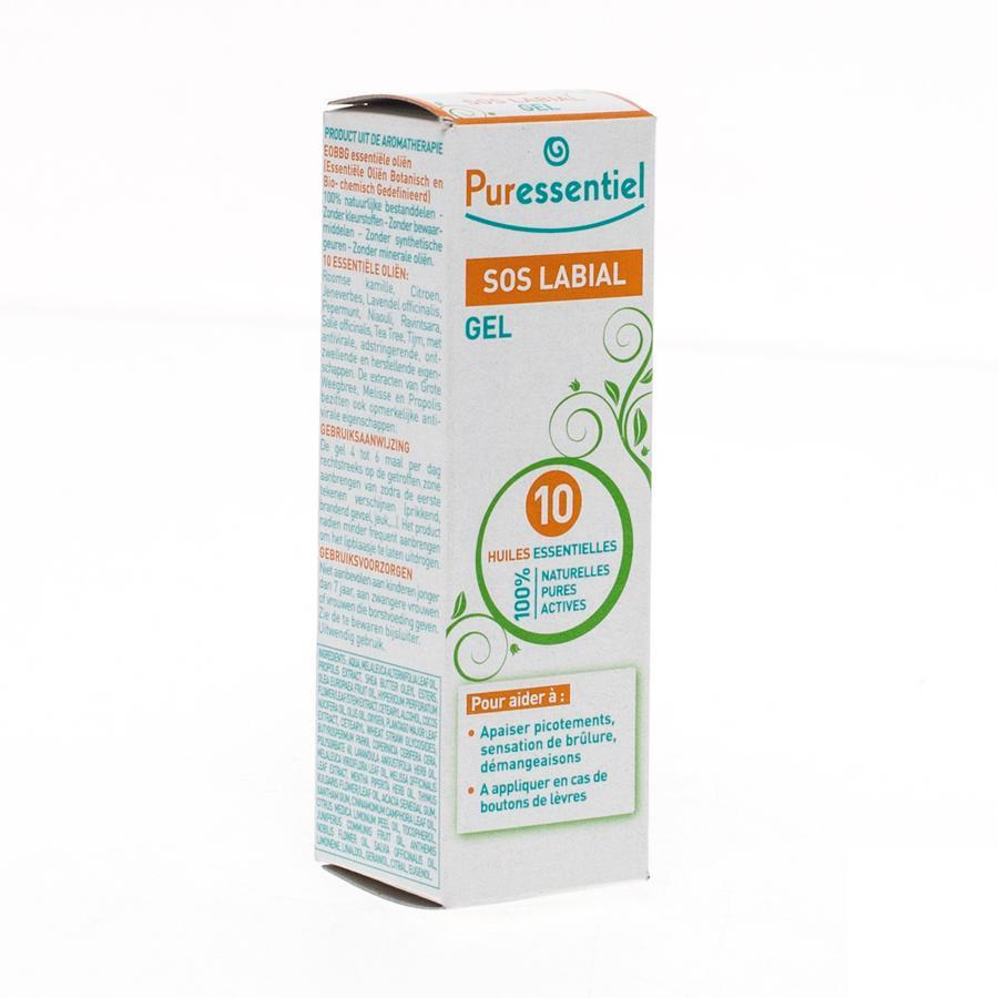 Image of Puressentiel 10 SOS labial