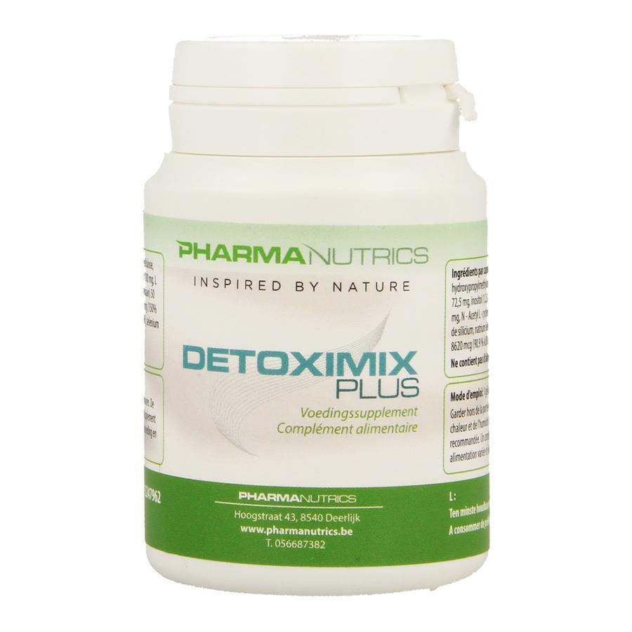 Image of Detoximix plus Pharmanutrics